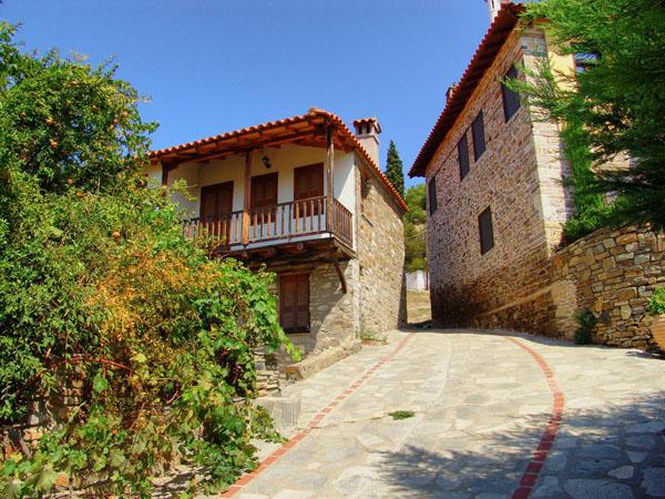 Nikiti, Main cities & villages, wondergreece.gr