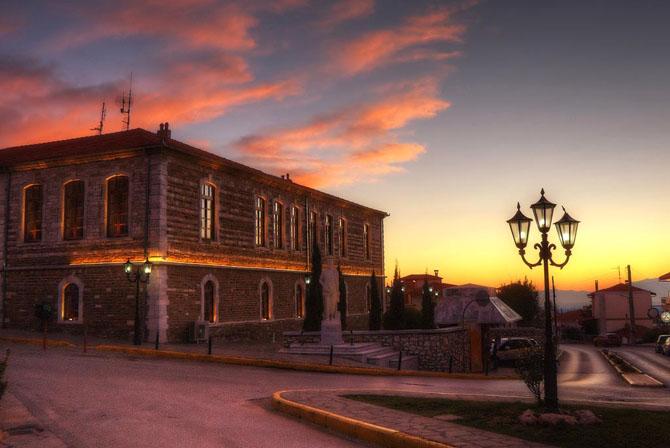 Poligiros, Main cities & villages, wondergreece.gr