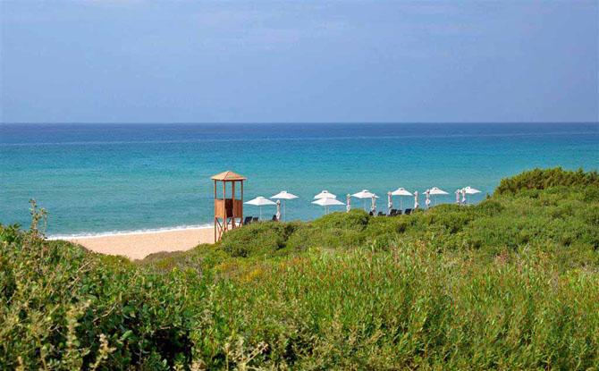 Ρωμανός , Παραλίες, wondergreece.gr