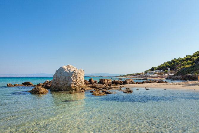 Sani, Beaches, wondergreece.gr