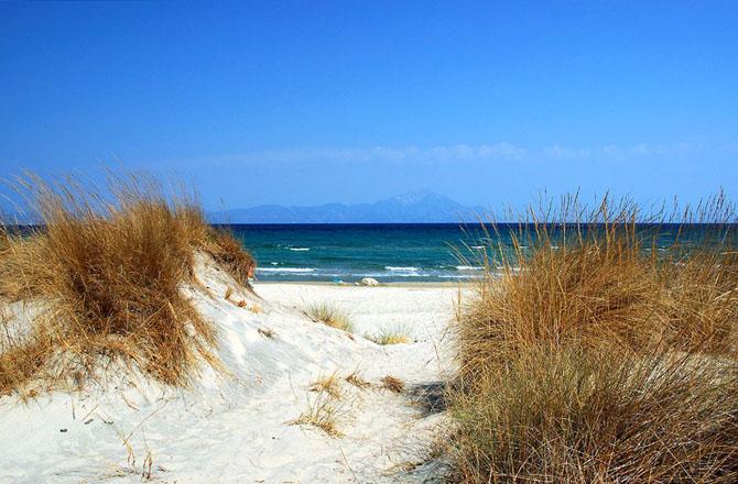 Sarti, Beaches, wondergreece.gr