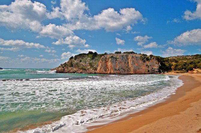 Βοϊδοκοιλία, Παραλίες, wondergreece.gr