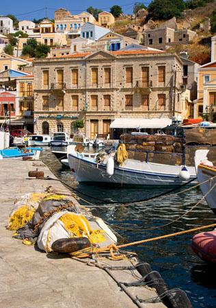 Gialos & Chorio, Main cities & villages, wondergreece.gr