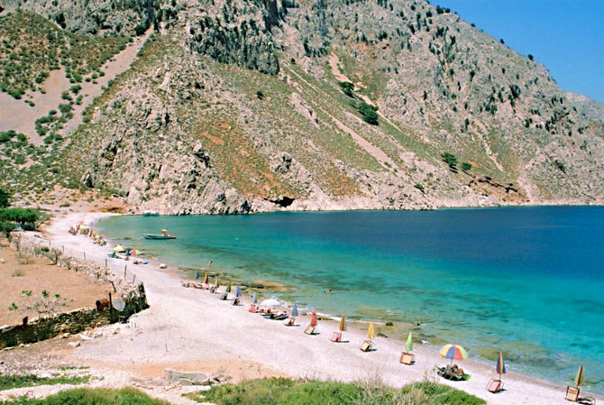 Nano Gulf, Beaches, wondergreece.gr
