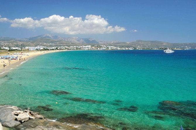 Agios Prokopios, Beaches, wondergreece.gr