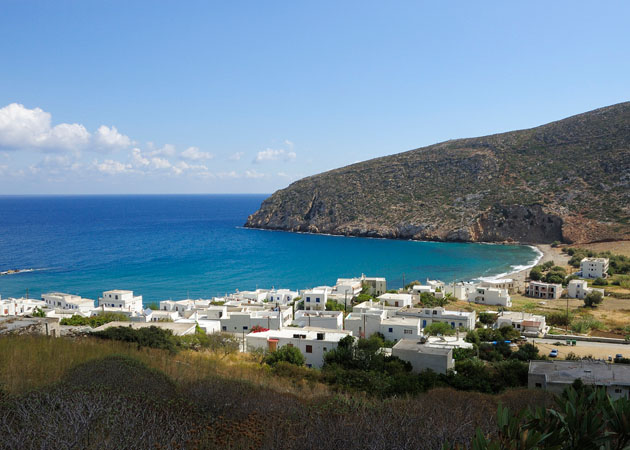 Apollonas, Main cities & villages, wondergreece.gr