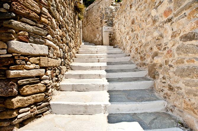Chora (Naxos), Main cities & villages, wondergreece.gr