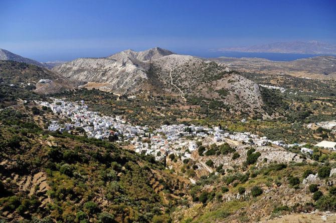 Filoti, Main cities & villages, wondergreece.gr