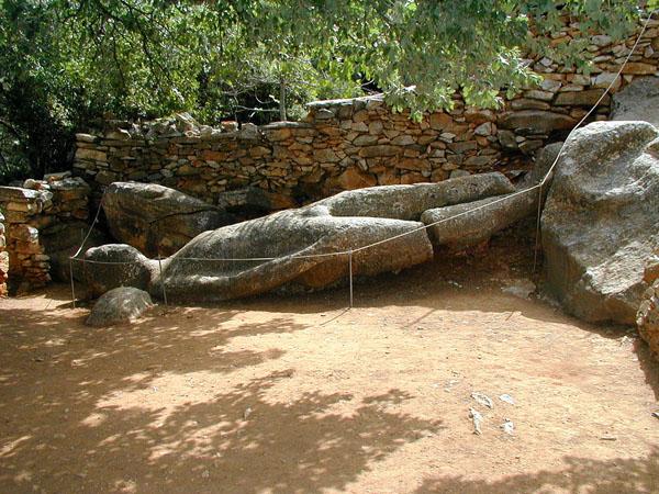 Kouros of Melanes, Monuments & sights, wondergreece.gr
