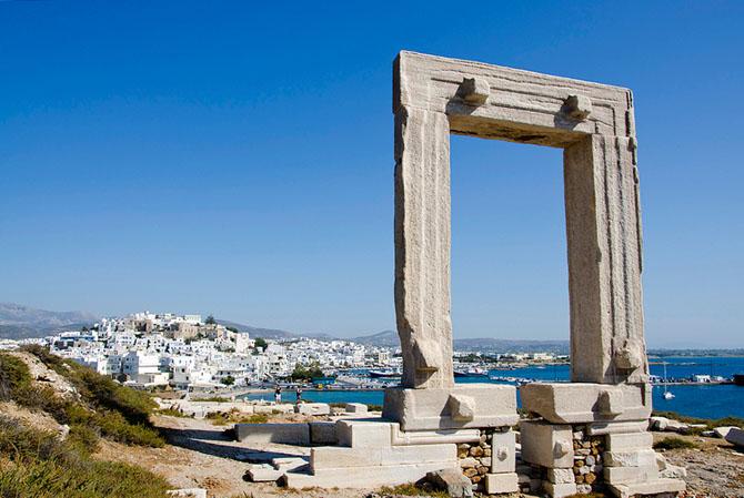 Portara, Archaelogical sites, wondergreece.gr