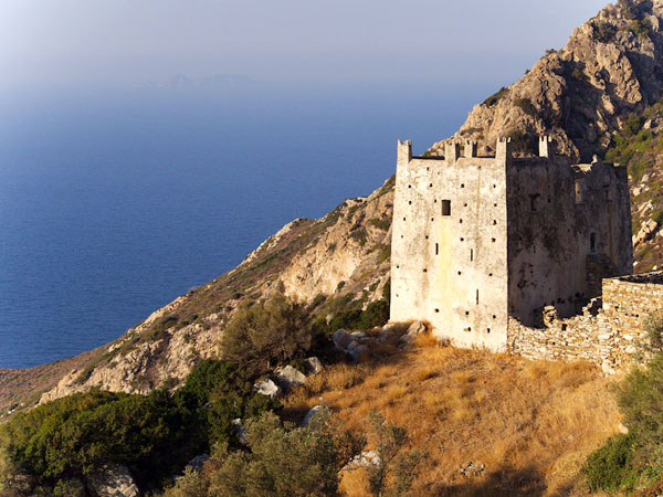 Tower of Agia, Monuments & sights, wondergreece.gr