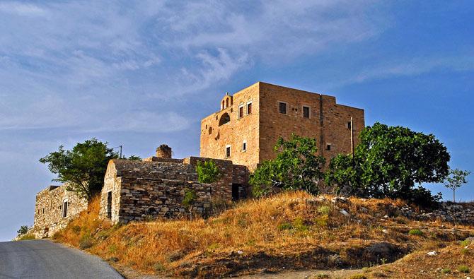 Bazeos Tower, Monuments & sights, wondergreece.gr