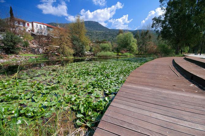 Παμισός, Ποτάμια, wondergreece.gr