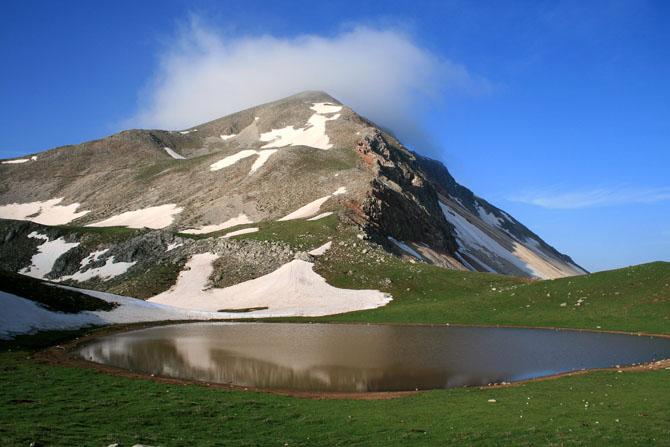 Άγραφα, Βουνά, wondergreece.gr