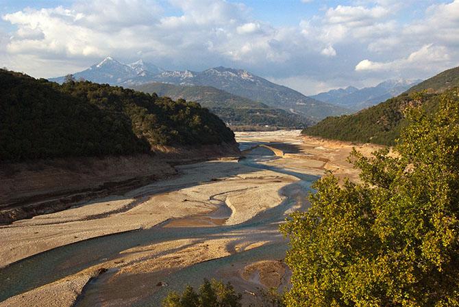 Αγραφιώτης , Ποτάμια, wondergreece.gr