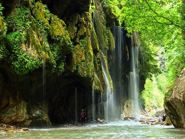 Κρικελοπόταμος, Ποτάμια, wondergreece.gr