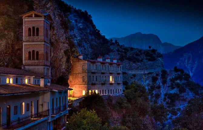 Μονή Προυσού , Εκκλησίες & Μοναστήρια, wondergreece.gr