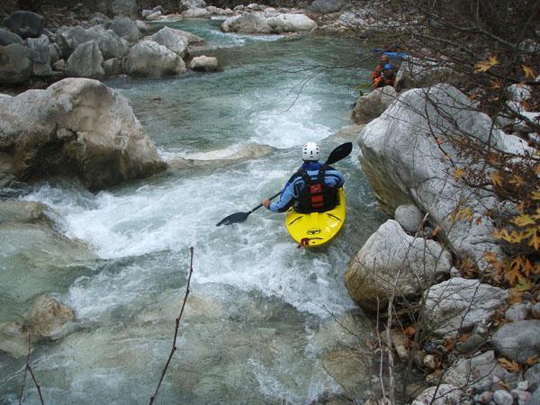 Canoe - kayak, Canoe-kayak, wondergreece.gr