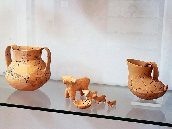 Archaeological Collection of Stavros, Museums, wondergreece.gr