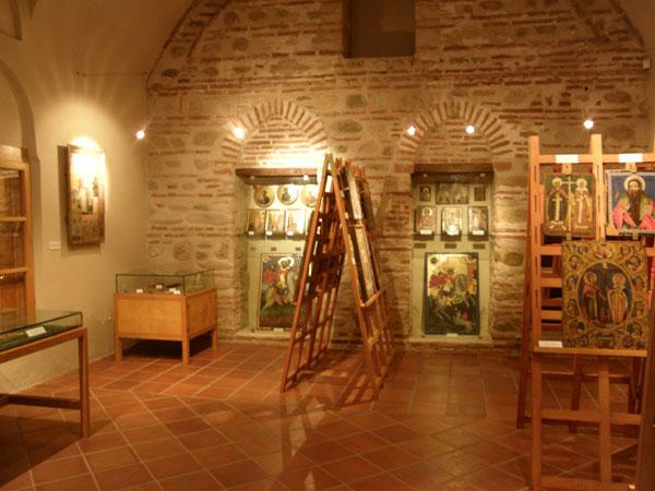 Εκκλησιαστικό Μουσείο, Μουσεία, wondergreece.gr