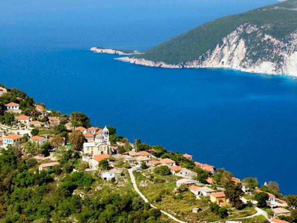 Exogi, Main cities & villages, wondergreece.gr