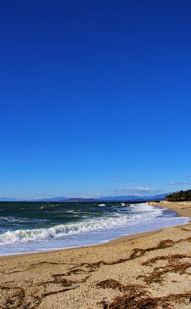 Παραλία Φαναρίου, Παραλίες, wondergreece.gr