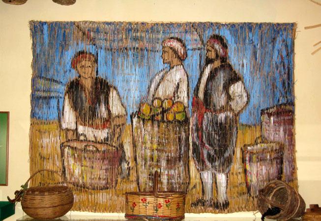 Μουσείο Καλαθοπλεκτικής των Ρωμά, Μουσεία, wondergreece.gr