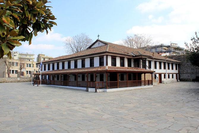Ναός Κοιμήσεως της Θεοτόκου, Εκκλησίες & Μοναστήρια, wondergreece.gr
