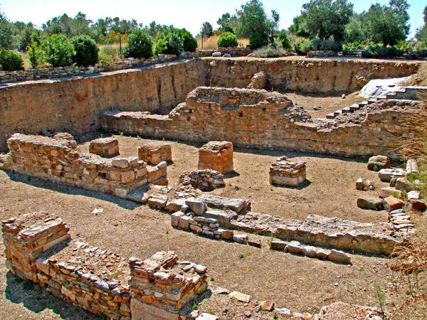 Αρχαία Μαρώνεια, Αρχαιολογικοί Χώροι, wondergreece.gr