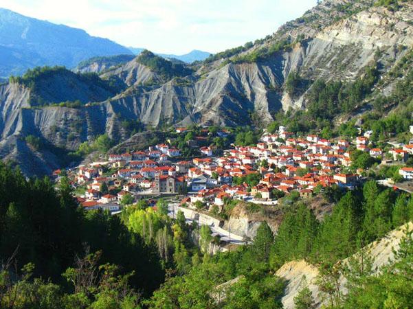 Eptahori , Main cities & villages, wondergreece.gr