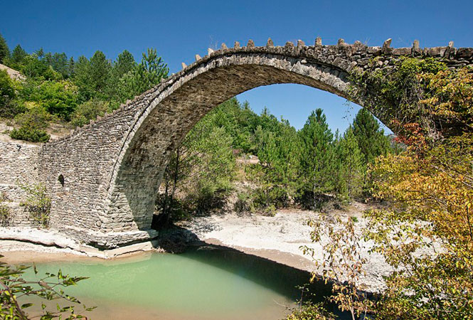 Koutsoubli Bridge , Monuments & sights, wondergreece.gr