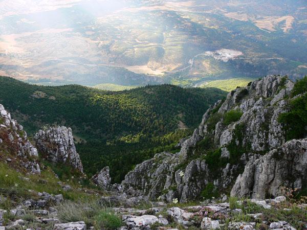 Kamvounia Mountains, Mountains, wondergreece.gr