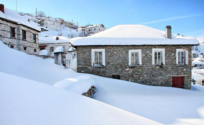 Kleisoura, Main cities & villages, wondergreece.gr