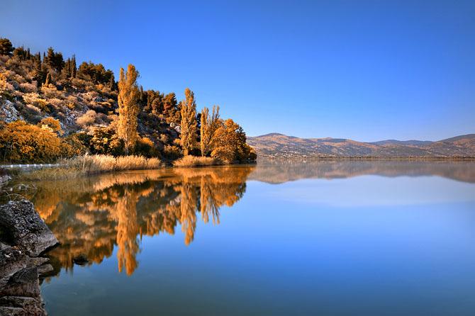 Lake Kastoria (Lake Orestiada), Lakes, wondergreece.gr