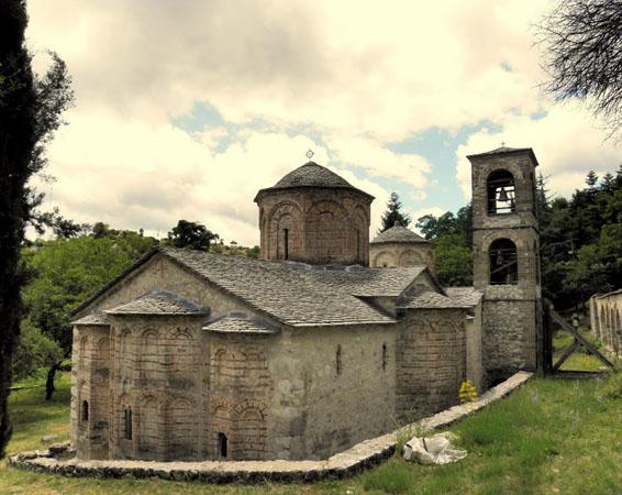 Panagia of Spileo Monastery, Churches & Monasteries, wondergreece.gr