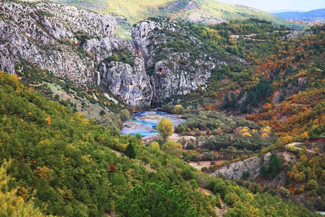 Portitsa Gorge , Gorges, wondergreece.gr