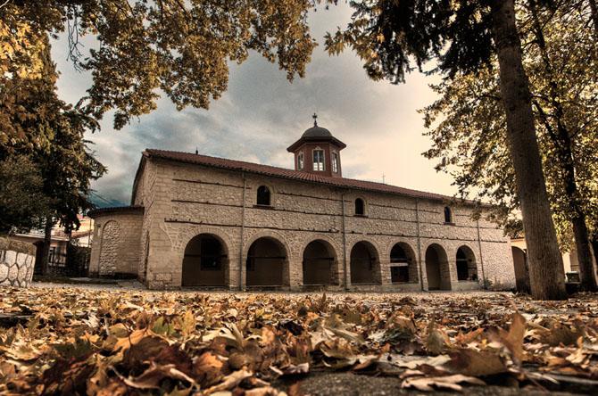 Agios Georgios, Churches & Monasteries, wondergreece.gr