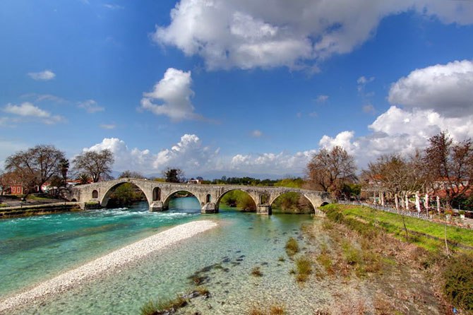 Arta, Main cities & villages, wondergreece.gr