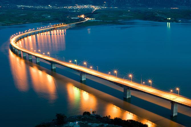 Polifitos Bridge , Monuments & sights, wondergreece.gr