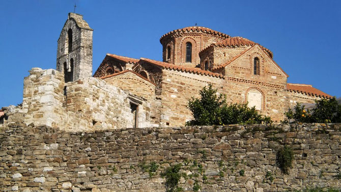 Vlaherna Monastery, Churches & Monasteries, wondergreece.gr