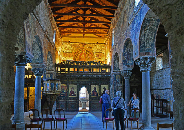 Old Cathedral, Monuments & sights, wondergreece.gr