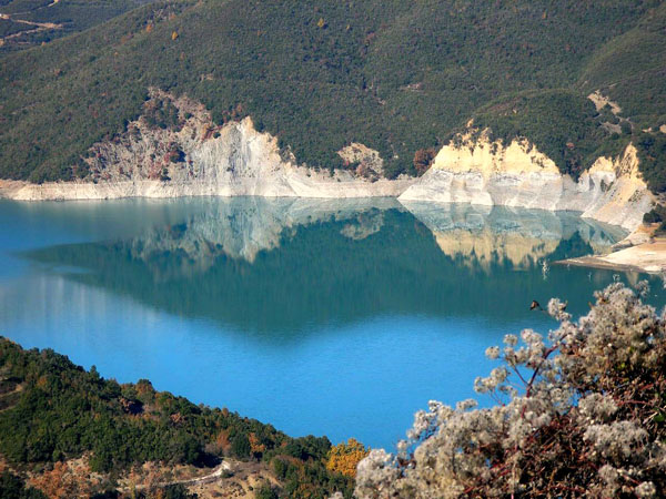 Pournari Artificial lake , Lakes, wondergreece.gr