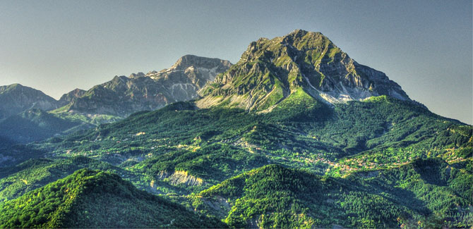 Mount Athamanika (Tzoumerka), Mountains, wondergreece.gr