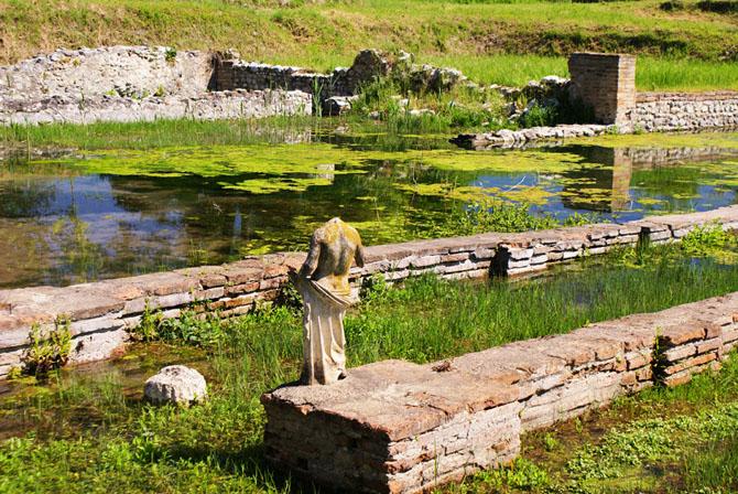 Ancient Dion , Archaelogical sites, wondergreece.gr