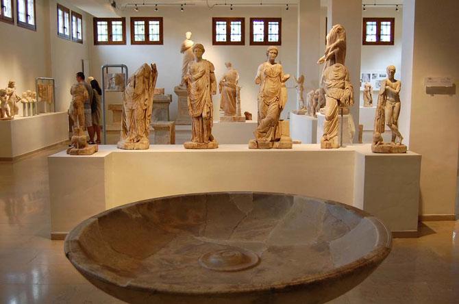 Archaeological Museum, Museums, wondergreece.gr