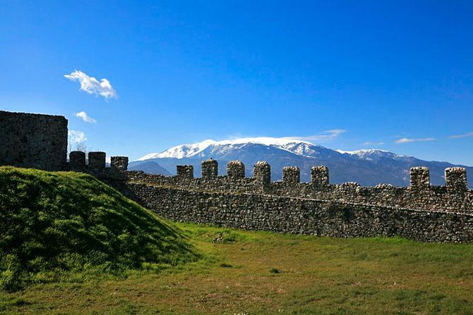 Platamonas Castle, Castles, wondergreece.gr