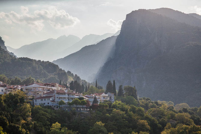 Litochoro, Main cities & villages, wondergreece.gr