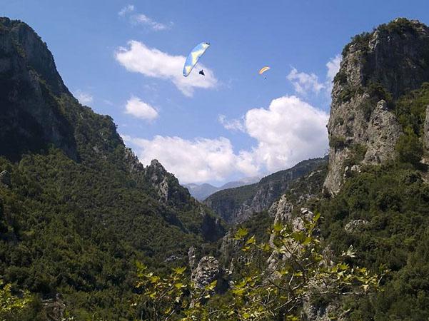 Paragliding, Paragliding, wondergreece.gr