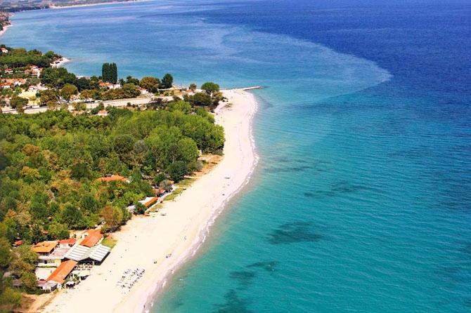 Πλάκα Λιτοχώρου, Παραλίες, wondergreece.gr