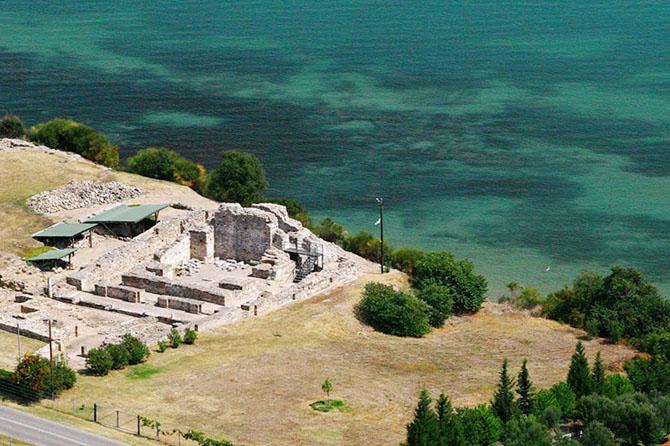 Αρχαία Πύδνα, Κάστρα, wondergreece.gr